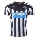 Newcastle United 14/15 Home Soccer Jersey