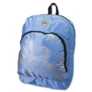 Manchester City Foil Print Backpack