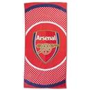 Arsenal FC Bullseye Beach Towel