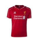 Liverpool 14/15 Youth Home Soccer Jersey