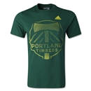 Portland Timbers End of Line T-Shirt