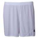 adidas Women's Striker 13 Tonal Short (White)