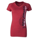 Chivas USA Women's Decision V-Neck T-Shirt