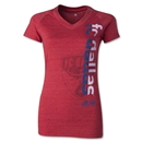 FC Dallas Women's Decision V-Neck T-Shirt