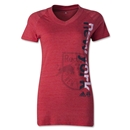 New York Red Bulls Women's Decision V-Neck T-Shirt
