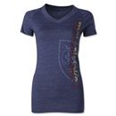 Real Salt Lake Women's Decision V-Neck T-Shirt