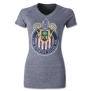 Chivas USA Originals Women's Fan V-Neck T-Shirt