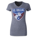 FC Dallas Originals Women's Fan V-Neck T-Shirt