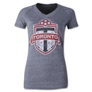Toronto FC Originals Women's Fan V-Neck T-Shirt