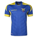 Ecuador 14/15 Authentic Away Soccer Jersey