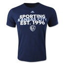 Sporting KC Established T-Shirt
