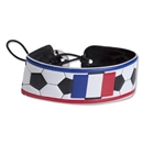 France Flag Soccer Bracelet