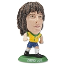 Brazil David Luiz Mini Figurine