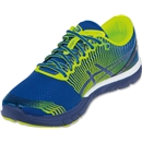 Asics Gel-Lyte 33 3 Running Shoe (Royal/Flash Yellow/Navy)