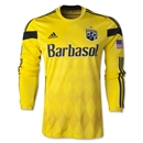 Columbus Crew 2014 LS Authentic Home Soccer Jersey