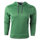 adidas Ultimate Fleece Pullover Hoody (Neon Green)