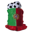 Portugal 3 Ball Plush Hat