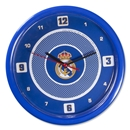 Real Madrid Bullseye Clock