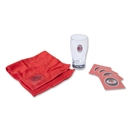 AC Milan Woodmark Mini Bar Set
