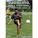 Juggling, Ball Control and Tactical Skills DVD