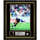 Gary Lineker Signed England Photo