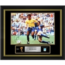 Rivelino Signed Brazil Photo