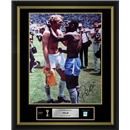 Pele Signed Brazil Photo 3