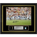 Gordon Banks Signed England Photo