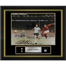Geoff Hurst Signed England Photo