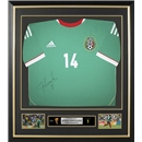 Javier 'Chicharito' Hernandez Signed and Framed Mexico Jersey