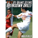4-4-2 Off-Balance Offense Breakdown Drills DVD