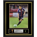 Shinji Kagawa Signed Japan Photo