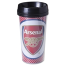 Arsenal Bullseye Travel Mug