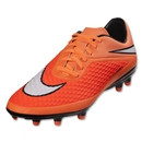 Nike Hypervenom Phelon FG (Hyper Crimson/White/Atomic Orange)
