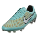 Nike Magista Opus FG (Hyper Turquoise/White/Laser Orange)