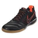 Nike5 Gato II (Black/Total Crimson)