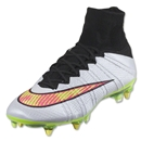 Nike Mercurial Superfly SG-Pro (White Knight)