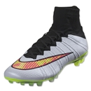 Nike Mercurial Superfly AG (White Knight)