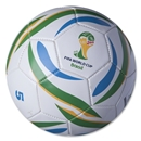 2014 FIFA World Cup Brazil Copacabana Ball (White)