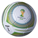 2014 FIFA World Cup Brazil Souvenir Ball (Green)