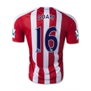 Stoke City 14/15 ADAM Home Soccer Jersey
