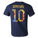 USA Donovan Youth T-Shirt (Navy)