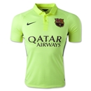Barcelona 14/15 Authentic Third Soccer Jersey