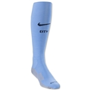 Manchester City 14/15 Home Soccer Sock