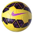 Nike Strike EPL Hi-Vis Ball (Yellow/Black/Purple)