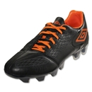 Umbro Geometra II Pro FG (Black/Shocking)