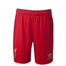 Liverpool 13/14 Youth Home Soccer Short