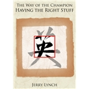 The Way of The Champion Having the Right Stuff DVD