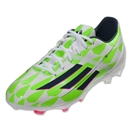 adidas F10 FG (Running White/Rich Blue/Neon Green)