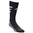 adidas Team Speed Traxion Crew Sock (Black)